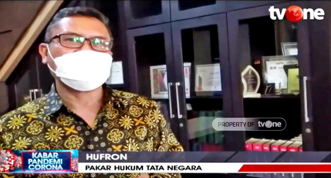TV-One News: Sanksi Menolak Vaksin Kena Pidana, Pantaskah?